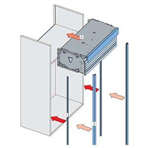System modular