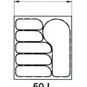 Wkłady do szuflad Futura