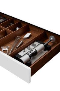 Blender bezprzewodowy BHB50 do zabudowy w szufladzie